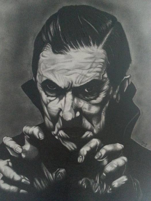 Bela Lugosi par Callahan